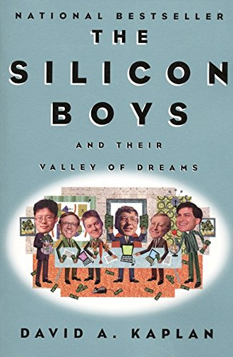 The Silicon Boys book cover